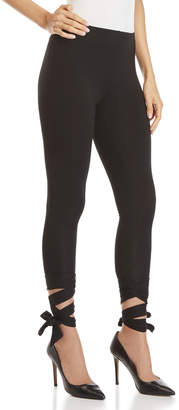 Jessica Simpson Lace-Up Ankle Leggings