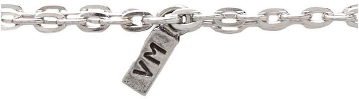 Vanessa Mooney The Mystic Silver Necklace