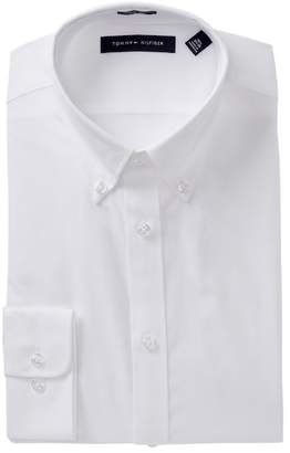 Tommy Hilfiger Oxford Slim Fit Dress Shirt