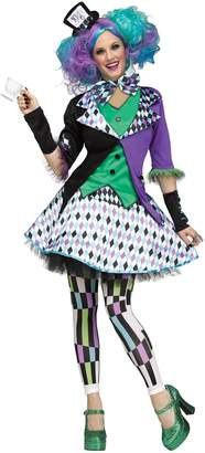 Fun World Costumes Fun World Women's Mad Hatter Costume