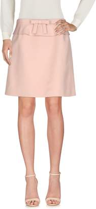 RED Valentino Knee length skirts - Item 35357391PM