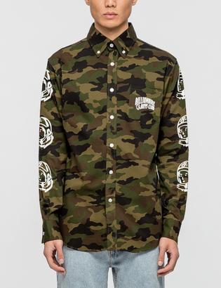 Billionaire Boys Club Camo Shirt $175 thestylecure.com