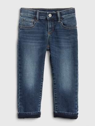 Gap Superdenim Straight Jeans with Defendo