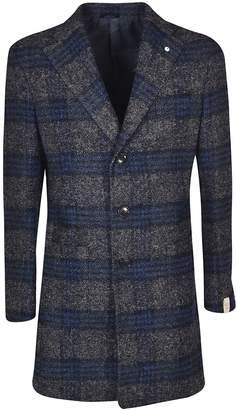 Luigi Bianchi Mantova Single Breasted Coat