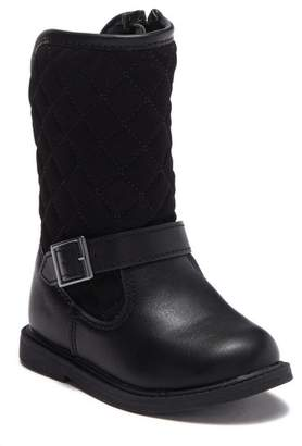Carter's Claress Quilted Boot (Toddler & Little Kid)