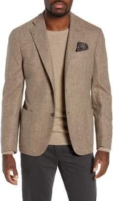 Culturata Trim Fit Wool & Cashmere Sport Coat