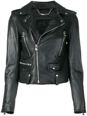Philipp Plein biker jacket