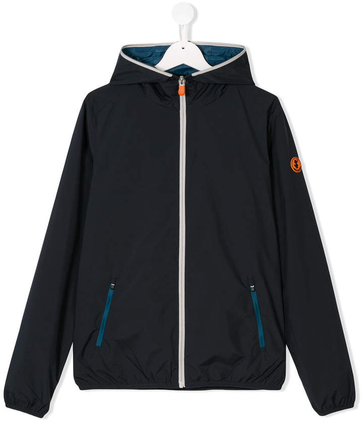 Save The Duck Kids Teen hooded jacket