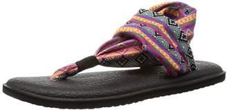Sanuk Women's Yoga Sling 2 Prints Slingback Sandal
