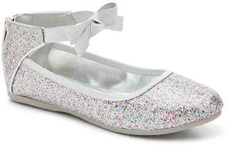 Kenneth Cole New York Rose Youth Flat - Girl's