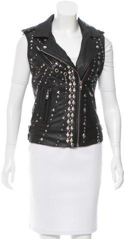 IROIro Studded Leather Vest