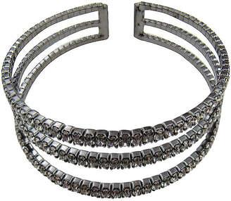 clear VIESTE ROSA Vieste Rosa Womens Brass Cuff Bracelet