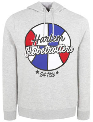 George Light Grey Harlem Globetrotters Jumper