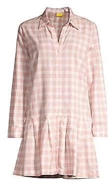 Roller Rabbit Women's Darcia Cotton Coverup Dress