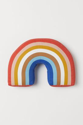 H&M Rainbow Cushion - Orange