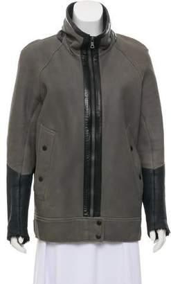 Rag & Bone Memphis Shearling Jacket