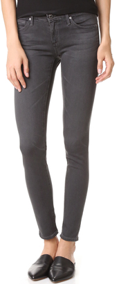 AG The Legging Ankle Jeans $178 thestylecure.com