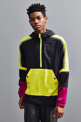 Urban Outfitters '90s Colorblock Anorak Jacket
