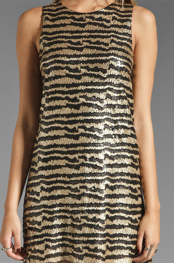 Dolce Vita Olie Sequin Dress