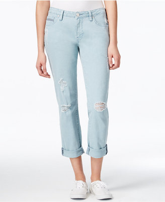 JAG Ripped Boyfriend Jeans $79 thestylecure.com