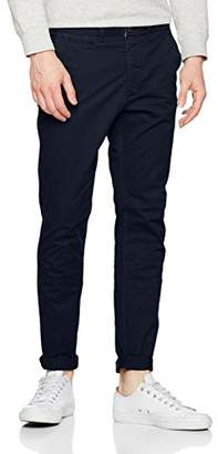 7cb84e3a82 Jack and Jones Men s JJIMARCO JJENZO Navy WW 420 NOOS Trousers