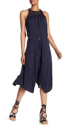 Ramy Brook Lylah Knit Waist Tie Dress