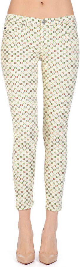 AG Jeans The Legging Ankle - Butterfly Natural