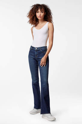 Sallie Mid-Rise Boot Cut In Reprise