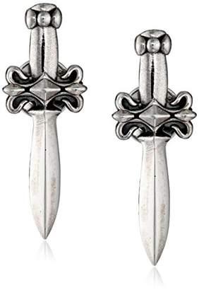 King Baby Studio Dagger Post Earrings