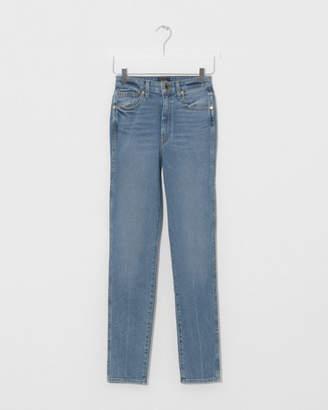 Khaite Vanessa High Rise Jeans