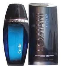 Lomani Code for Men-3.3-Ounce EDT Spray