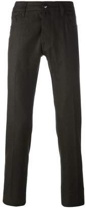 Jacob Cohen 'Lana' cowboy trousers
