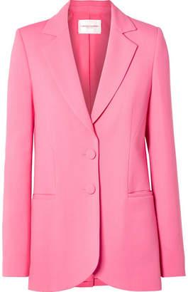 Carolina Herrera Wool Blazer - Pink