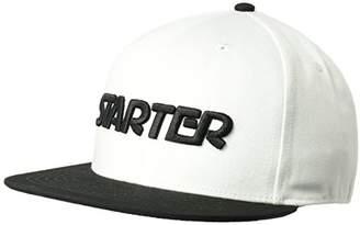 Starter Men's STAR-FIT Flat Brim Cap