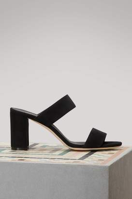 Repetto Entrecroise heeled sandals