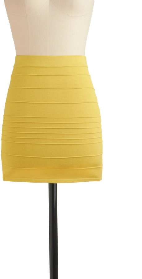 Just Bright Skirt in Sunray
