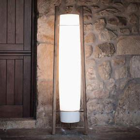 Tragbare LED-Terrassenleuchte Inn Side