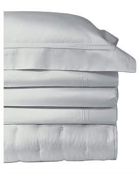 Yves Delorme Triomphe Silver Standard Pillow Case 50 x 75