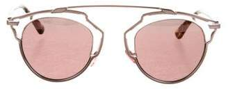 Christian Dior So Real Sunglasses