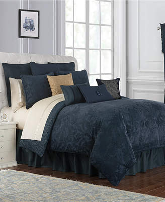 Waterford Reversible Leighton Reversible 3-Pc. Queen Comforter Set