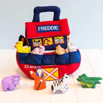 Jolly Fine Noah's Ark Personalised