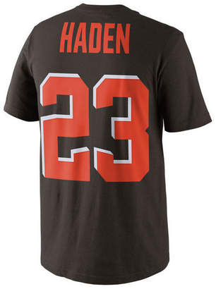 Nike Joe Haden Cleveland Browns Pride Name and Number T-Shirt, Big Boys (8-20)