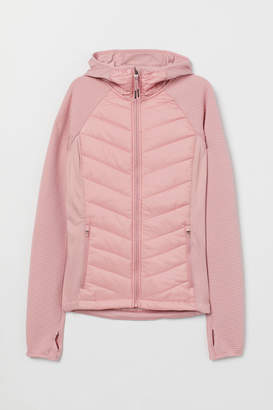 H&M Padded Outdoor Jacket - Pink