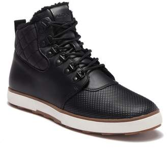 Aldo Ziwien Fleece Lined Lace-Up Boot