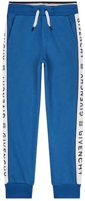 Givenchy Logo Tape Sweatpants