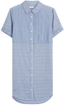 Frame Cotton Shirt Dress