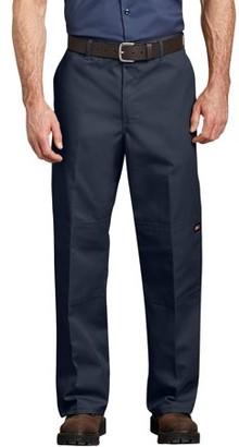Dickies Genuine Men's Loose Fit Straight Leg Double-Knee Work Pants