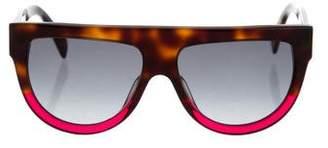 Celine Gradient Shadow Sunglasses w/ Tags