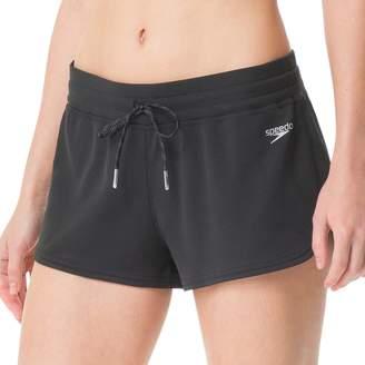 Speedo Women's Cover-Up Swim Shorts