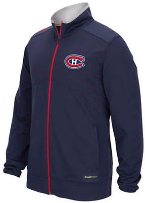Reebok Montreal Canadiens Centre Ice Warm Up Jacket